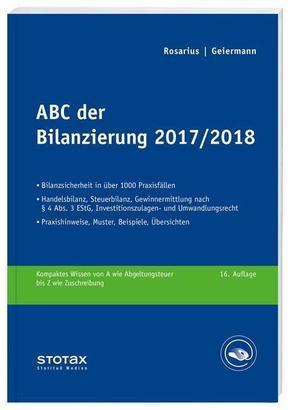 ABC der Bilanzierung 2017/2018