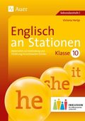 Englisch an Stationen 10 Inklusion, m. Audio-CD