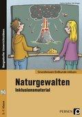 Naturgewalten - Inklusionsmaterial, m. CD-ROM