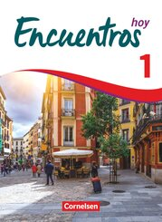 Encuentros - Método de Español - 3. Fremdsprache - Hoy - Band 1