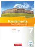 Fundamente der Mathematik, Gymnasium G9 Hessen: 7. Schuljahr, Schülerbuch