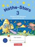 Mathe-Stars: 3. Schuljahr, Übungsheft Fördern und Inklusion