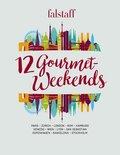 12 Gourmet-Weekends