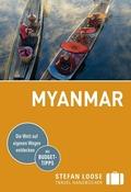 Stefan Loose Travel Handbücher Reiseführer Myanmar (Birma)