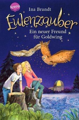 Eulenzauber - Ein neuer Freund für Goldwing