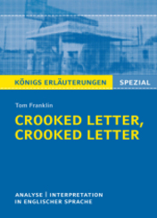 Tom Franklin 'Crooked Letter, Crooked Letter'