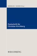 Festschrift für Christian Kirchberg zum 70 Geburtstag am 5. September 2017