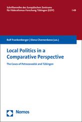 Local Politics in a Comparative Perspective