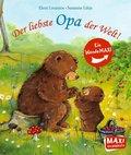 Der liebste Opa der Welt / !Die liebste Oma der Welt! - Maxi Bilderbuch