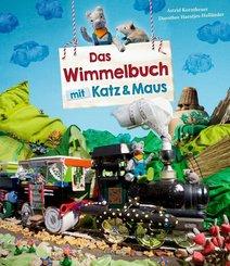Das Wimmelbuch mit Katz & Maus