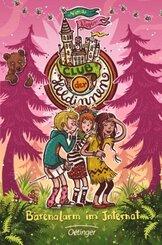 Club der Heldinnen - Bärenalarm im Internat