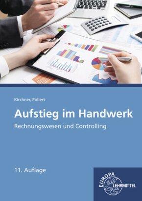 Aufstieg im Handwerk - Rechnungswesen und Controlling