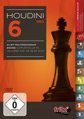 Houdini 6 PRO, 1 DVD-ROM