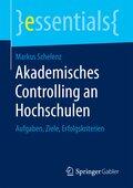 Akademisches Controlling an Hochschulen