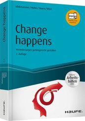 Change happens,