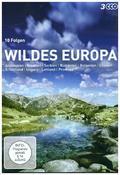Wildes Europa, 3 DVD