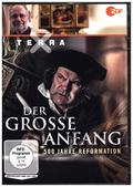 Terra X: Der große Anfang 500 Jahre Reformation, 1 DVD