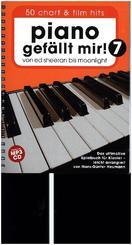Piano gefällt mir!, m. MP3-CD - Bd.7