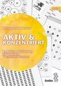 Aktiv & Konzentriert: Kognitive Aktivierung für Senioren - Bd.2