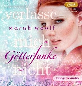 GötterFunke - Verlasse mich nicht!, 2 MP3-CDs