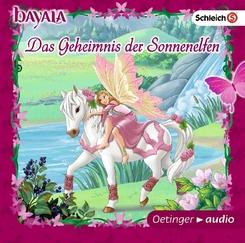 bayala. Das Geheimnis der Sonnenelfen, 1 Audio-CD