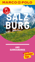 Salzburg and Surroundings Marco Polo Pocket Travel Guide - with pull out map