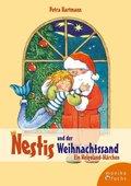 Nestis und der Weihnachtssand, m. Weihnachtspostkarte