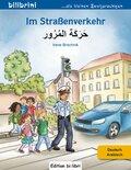 Im Straßenverkehr, Deutsch/Arabisch