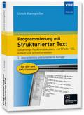 Programmierung mit Strukturierter Text, m. CD-ROM
