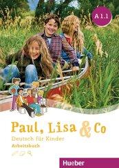 Paul, Lisa & Co: A1/1 - Arbeitsbuch