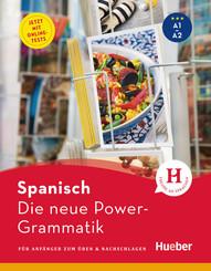 Die neue Power-Grammatik Spanisch