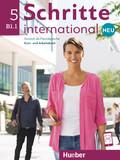 Schritte international Neu - Deutsch als Fremdsprache: Kursbuch + Arbeitsbuch + Audio-CD zum Arbeitsbuch; .5
