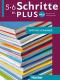 Schritte plus Neu - Deutsch als Fremdsprache / Deutsch als Zweitsprache: Intensivtrainer mit Audio-CD; .5+6
