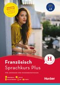 Hueber Sprachkurs Plus Französisch, m. MP3-CD