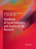 Handbook of Social Indicators and Quality of Life Research