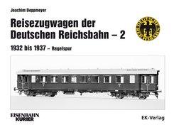 Reisezugwagen der Deutschen Reichsbahn - Bd.2