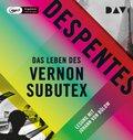 Das Leben des Vernon Subutex, 1 MP3-CD - Tl.1