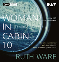 Woman in Cabin 10, 1 MP3-CD