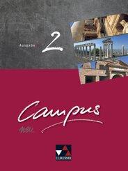 Campus, Ausgabe B neu: Lehrbuch; 2