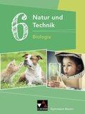 Natur und Technik - Gymnasium Bayern: 6. Jahrgangsstufe, Schülerbuch - Biologie