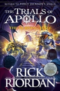 The Trials of Apollo - The Burning Maze