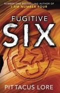 Lorien Legacies Reborn - Fugitive Six