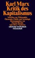 Kritik des Kapitalismus