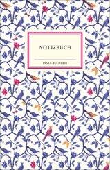 Insel-Bücherei Notizbuch.