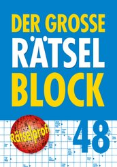 Der große Rätselblock - Bd.48