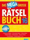 Das megagroße Rätselbuch - Bd.16