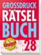 Großdruck Rätselbuch - Tl.28