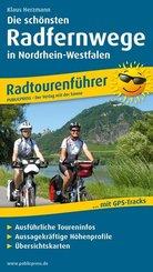 PublicPress Radtourenführer Die schönsten Radfernwege in Nordrhein-Westfalen