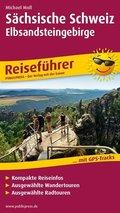 3in1-Reiseführer Sächsische Schweiz - Elbsandsteingebirge