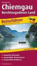 3in1-Reiseführer Chiemgau - Berchtesgadener Land